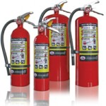 Badger Advantage Fire Extinguishers