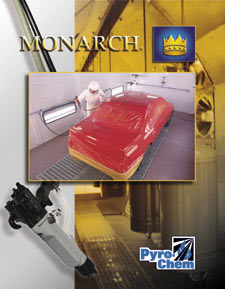 Monarch Industrial Fire Protection System